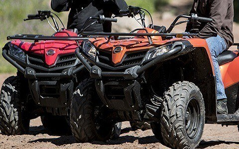 ATVs sold at House of Cycles Inc. in West Monroe, LA